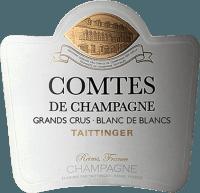 Vorschau: Comtes de Champagne Blanc de Blancs 2007 - Taittinger