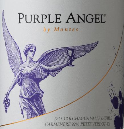 Montes Purple Angel 2017 - Montes von Montes Chile