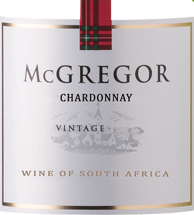 Chardonnay 2018 - McGregor von McGregor