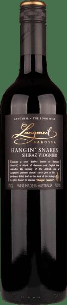 Hangin' Snakes Shiraz Viognier Barossa Valley 2019 - Langmeil