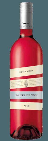 Der Good Hope Rosé von Danie de Wet von De Wetshof Estate zeigt sich in einem strahlenden Lachsrosa im Glas.Seine frisch-fruchtige, duftige Nase erfreut mit verführerischen Aromen nach frisch gepflückten Himbeeren. AmGaumen offenbart fruchtig und mit ausgewogener Säure. Ein charaktervoller Sommerwein der Spaß macht. Vinifikation des Good Hope Rosé von Danie de Wet von De Wetshof Für diesen erfrischenden Rosé aus Südafrika werden Merlot, Cabernet Franc und Pinot Noir zusammen vinifiziert. Nach der selektiven Lese werden die Trauben schonend gepresst und temperaturgesteuert in Edelstahltanks vergoren. Food pairing für denGood Hope Rosé von Danie de Wet von De Wetshof Wir empfehlen ihn als Aperitif, zu Vorspeisen, Meeresfrüchten, Pasta- und Geflügelgerichten.
