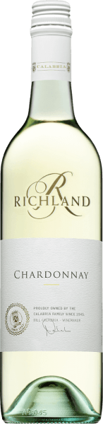 Richland Chardonnay 2018 - Calabria Family Wines