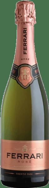 Dieser Schaumwein präsentiert sich in einem brillanten Altrosa und ist ein nach klassischer Methode gekelterter Rosé.Der Ferrari Rosé von Ferrari offenbart Nuancen von Waldbeeren und Johannisbeeren sowie lebhafte Aromen von Weißdorn. Geschmacklich ist er elegant und trocken und wird durch einen langen und milden Abgang mit Noten von Moos sowie süßen Mandeln abgerundet. Auszeichnungen für denFerrari Rosé TrentodocInternational Wine Cellar: 92 Pkt.winereview online: 92 Pkt.Wine Enthusiast: 91 Pkt.Wine Spectator: 90 Pkt.