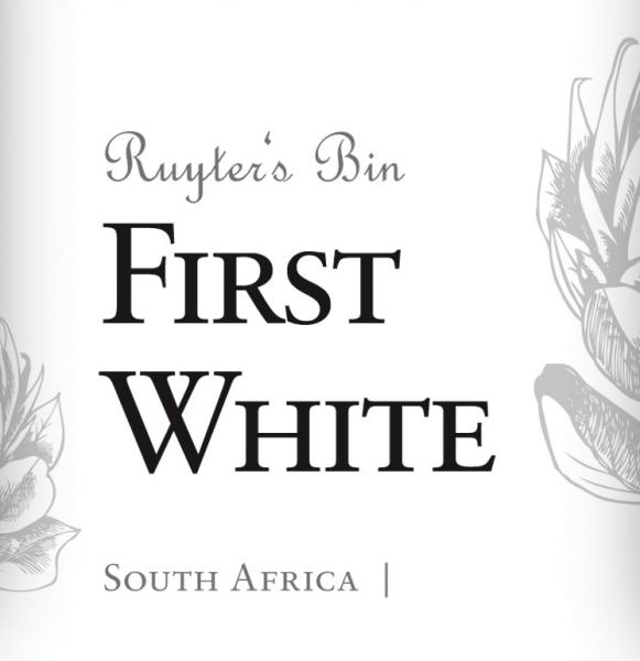 Ruyter's Bin First White Stellenbosch 2020 - KWV von KWV