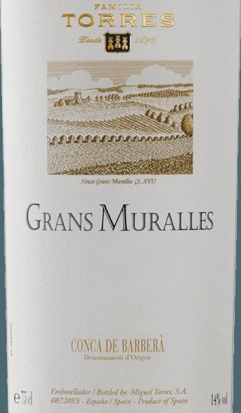 Grans Muralles DO 2015 - Miguel Torres von Miguel Torres