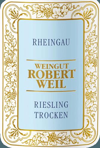 Rheingau Riesling trocken 2019 - Robert Weil von Weingut Robert Weil