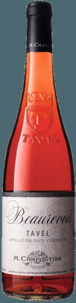 Beaurevoir Tavel AOC 2020 - M. Chapoutier