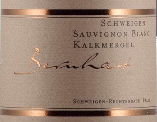 Schweigener Sauvignon Blanc Kalkmergel 2019 - Bernhart von Bernhart