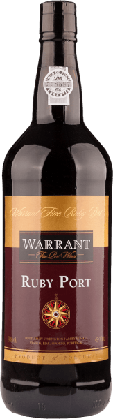 Warrant Ruby Port 1,0 l - Symington