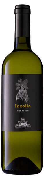 Inzolia Sicilia DOC 2019 - Sallier de La Tour