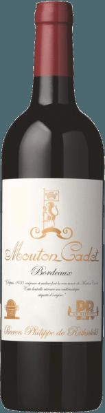 Mouton Cadet Edition Vintage Bordeaux AOC 2017 - Baron Phillippe de Rothschild