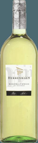 Weißer Herrenhaus Winzerglühwein 1,0 l - Lergenmüller
