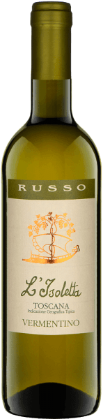 L'Isoletta Vermentino Toscana IGT 2019 - Russo