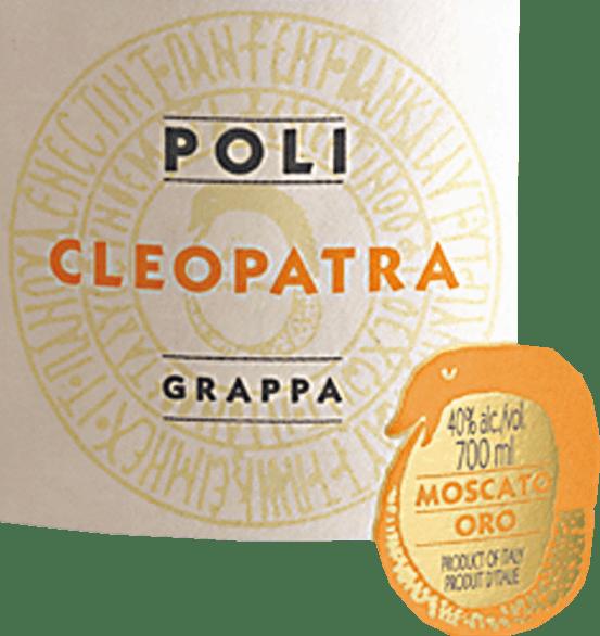 DerCleopatra Moscato Oro von Jacopo Poli ist ein harmonischer, aromatischer Grappa der ausschließlich aus dem Trester der Moscato-Traube (100%) destilliert wird. Im Glas schimmert dieser Tresterbrand in einem strahlenden Gold mit glitzernden Reflexen. Aromatische Noten nach Blüten und frischen Zitrusfrüchten mit zartwürzigen Nuancen nach Eichenholz verschmelzen zu einem harmonischen Bouquet. Am Gaumen überzeugt dieser Grappa mit Reinheit und Finesse. Der vollmundige Körper ist wunderbar ausgewogen und wird von einer sanft-seidigen Textur mit feiner Frische sowie Würze begleitet. Destillation des Jacopo Poli Moscato Oro Cleopatra Der noch frische Trester wird in Crysopea gebrannt -dies ist nach antiken Vorbild ein nachempfundenesWasserbad-Alambic, der mit Vakuum arbeitet.Nach dem Brennvorgang hat dieser Grappa noch 75 Vol%. Durch die Zugabe von destilliertem Wasser erreicht dieser Tresterbrand einen Alkoholgehalt von 40 Vol%. Danach ruht dieser Grappa für kurze Zeit in Eichenholzfässern, um dann abschließend auf die Flasche gefüllt zu werden Servierempfehlung für denCleopatra Moscato Oro Jacopo Poli Grappa Dieser Grappa ist ein wundervoller Digestif, der bei einer Serviertemperatur von 15 bis 18 Grad Celsius am besten seine Aromenvielfalt offenbaren kann. Oder reichen Sie diesen Tresterbrand zu Obsttarte und Mürbeplätzchen.