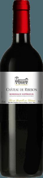 Bordeaux Supérieur 2018 - Château de Ribebon
