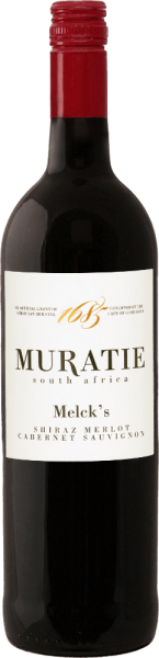 Melck's Blended Red 2016 - Muratie Estate von Muratie Estate