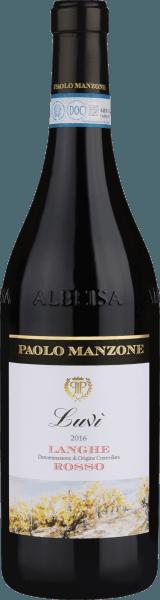 Luvi Langhe Rosso DOC 2016 - Paolo Manzone