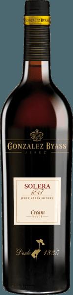 Solera 1847 Cream - Gonzalez Byass von Gonzalez Byass S.A.