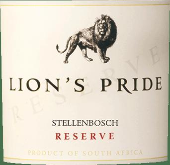 Lion's Pride Reserve Stellenbosch 2018 - KWV von KWV