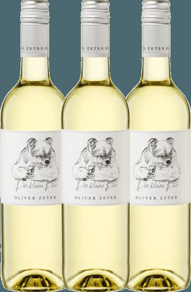 3er Vorteils-Weinpaket - Der kleine Bär Weiss 2020 - Oliver Zeter
