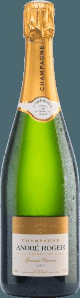 Champagner Grand Réserve Grand Cru - André Roger
