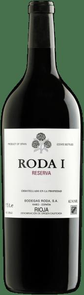 Roda I Reserva DOCa 1,5 l Magnum in HK 2014 - Bodegas Roda