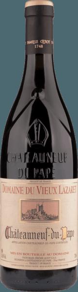 Rouge Châteauneuf-du-Pape AOC 2018 - Domaine du Vieux Lazaret