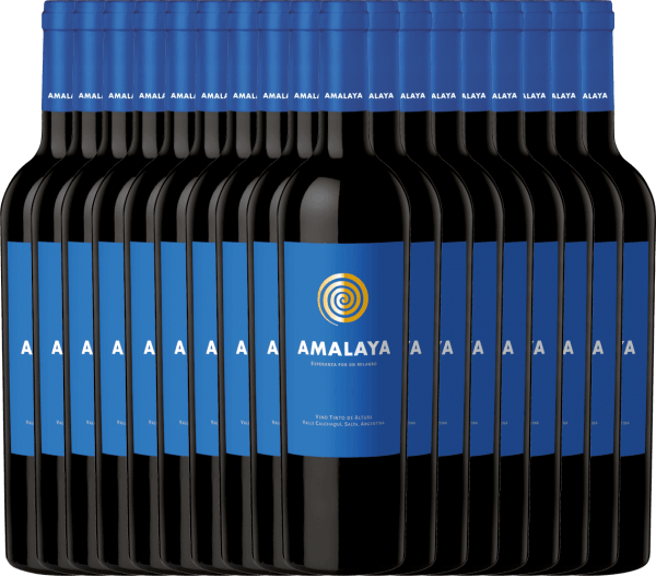 18er Vorteils-Weinpaket - Amalaya Tinto 2019 - Bodega Colomé