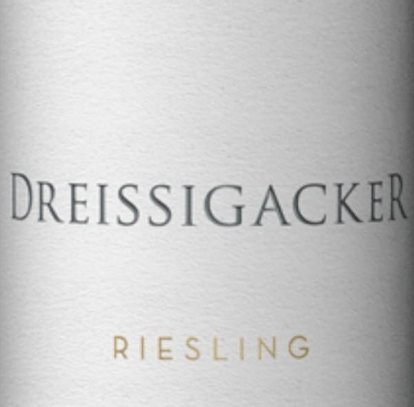 Riesling trocken 2019 - Dreissigacker von Dreissigacker