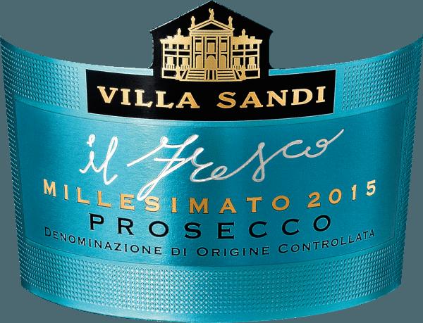 Der Il Fresco Prosecco Millesimato ist der Jahrgangsprosecco von Villa Sandi. Er spiegelt somit den Charakter eines jeden Jahres wieder, im Gegensatz zu anderen Prosecchi, welche auf gleichbleibenden Geschmack ausgelegt werden. Der Il Fresco Prosecco Spumante DOC Millesimato präsentiert sich mit einem brillantem Goldgelb im Glas. Die Nase wird von zarten Aromen gelber Birne, Apfel und leichten Blütennoten umspielt. Am Gaumen zeigt er sich spritzig mit einer feinen Perlage, schön vielfruchtig mit etwas Zitrus und leicht vegetabil. Foodpairing/ Speiseempfehlung zumIl Fresco Prosecco Spumante DOC Millesimato von Villa Sandi Ein idealer Start für einen italienischen Abend oder als Begleiter von leichten Gerichten wie gebratenem Gemüse, Fisch und Salaten.