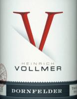 Vorschau: Dornfelder trocken 2020 - Weingut Heinrich Vollmer