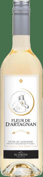 Fleur de d'Artagnan Blanc Côtes de Gascogne 2019 - Plaimont
