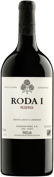 Roda I Reserva DOCa 3,0 l Jeroboam 2012 - Bodegas Roda