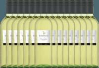 15er Paket - Weißer Winzer-Glühwein Herrenhaus Feuerzauber - Lergenmüller