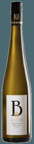 Rüdesheim Riesling feinherb 2018 - Wein- und Sektgut Barth