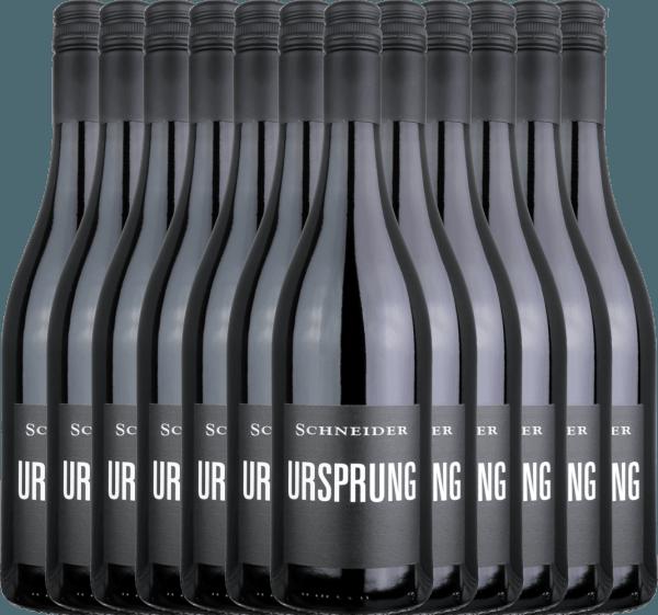 12er Vorteils-Paket - Ursprung trocken 2019 - Markus Schneider