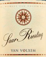 Vorschau: Saar Riesling trocken 2015 - Van Volxem