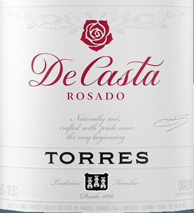 De Casta Rosado DO 2019 - Miguel Torres von Miguel Torres