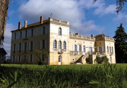 Das Château de Ribebon