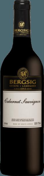 Cabernet Sauvignon 2015 - Bergsig Estate