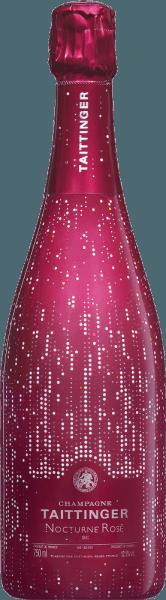 Champagner City Lights Nocturne Sec Rosé - Champagne Taittinger