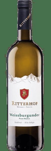 Südtiroler Weißburgunder DOC 2018 - Weingut Ritterhof von Weingut Ritterhof