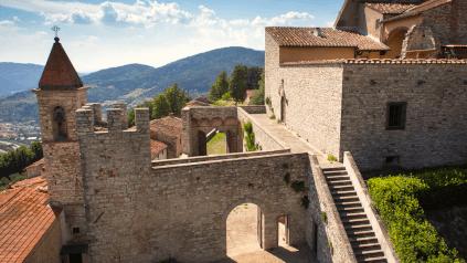 Castello di Nipozzano Weingut