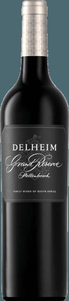 Cabernet Sauvignon Grand Reserve 2015 - Delheim