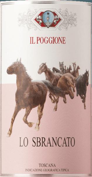 Lo Sbrancato Rosato Toscana IGT 2019 - il Poggione von Tenuta Il Poggione
