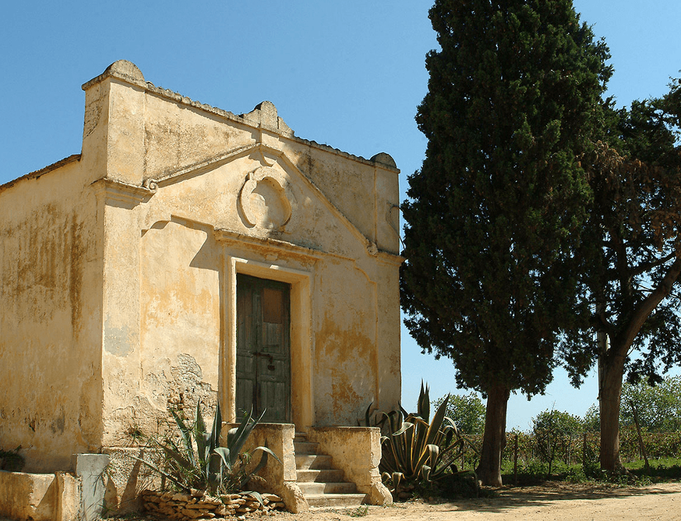 Tormaresca Masseria Maime Kapelle