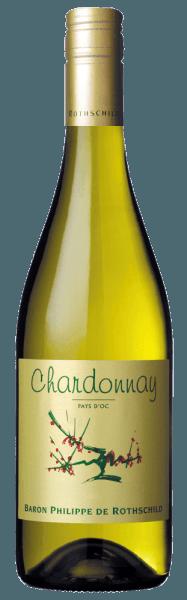 Les Cépages Chardonnay Pays d'Oc - Baron Philippe de Rothschild von Baron Philippe de Rothschild SA