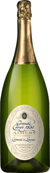 Aimery Grande Cuvée 1531 Crémant Brut 1,5 l Magnum - Sieur d'Arques