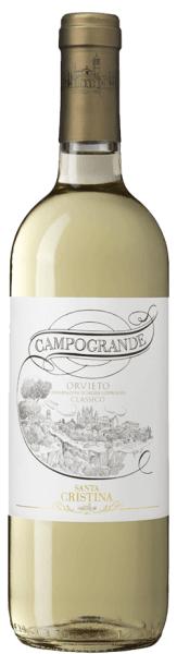 Campogrande Orvieto Classico DOC 2019 - Santa Cristina von Azienda Santa Cristina (Antinori)