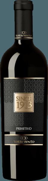 Since 1913 Primitivo Puglia IGT 2017 - Torrevento